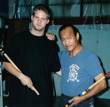 T. Kent Nelson & Dan Inosanto
