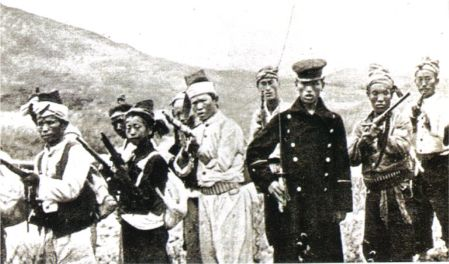 the invasion capture and control of manchuria by the japanese empire Japan's economic expansion into manchuria and china in world war two  the japanese empire in 1930  creating an independent manchuria under japanese control as.