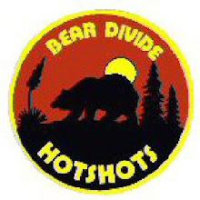 Bear Divide Hotshot Logo