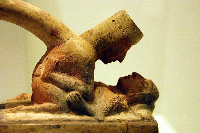 Puesta en valor reabri el museo larco de lima per for Erotismo d epoca