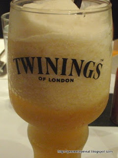 heaven and eggs twinings tea shake