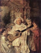 Jean-Antoinne Watteau