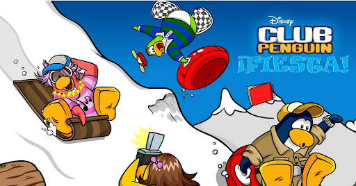 Club Penguin !FIESTA!