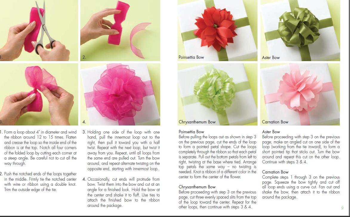 Wedding Gift Basket Wrapping Ideas : Creative Project: Gift wrap ideas and inspirations
