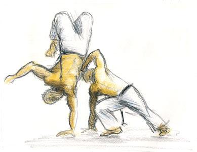 Características da Capoeira