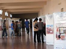 Muestra de Banners con los trabajos de Humor por el Bicentenario
