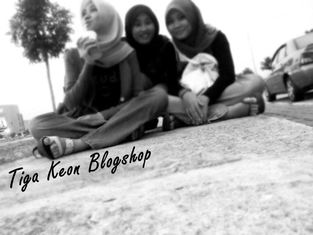 Tiga Keon Blogshop