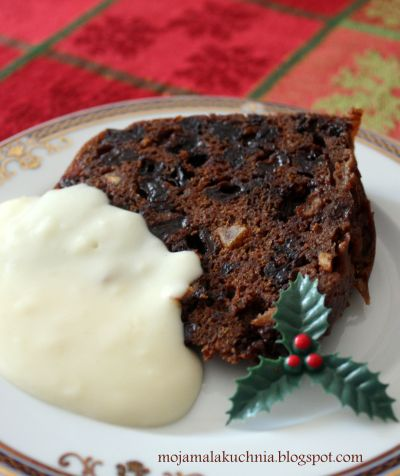 Moja Mala Kuchnia Angielska Klasyka Swiateczna Christmas Pudding Z