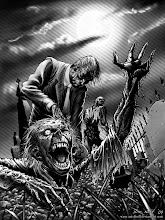 Despertando,Caminando,Rondando,los muertos vivos pronto estaran matando!.(♫)