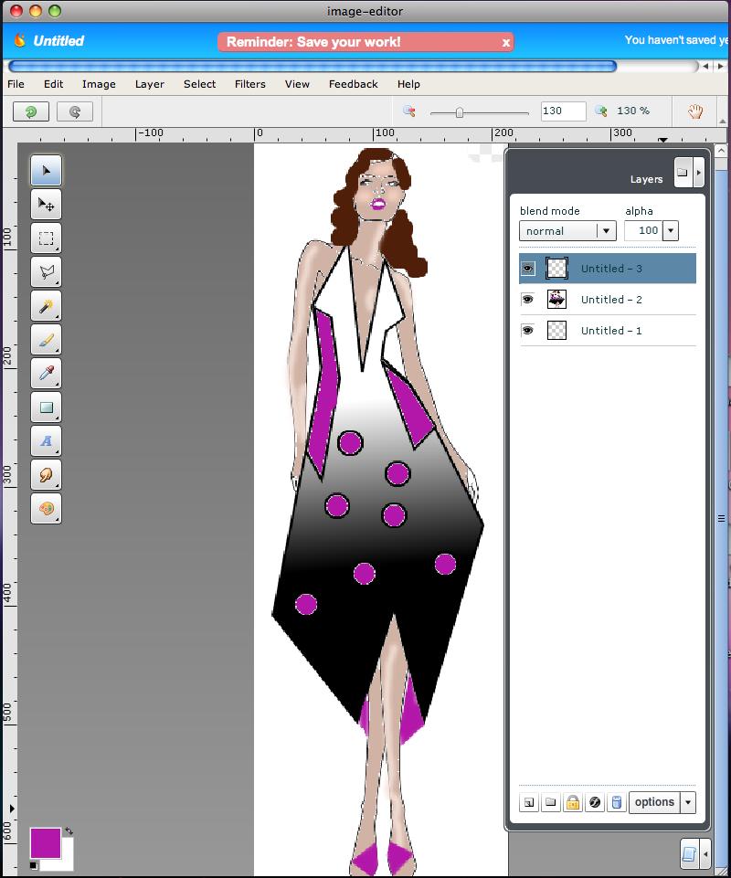 Fashion Design Merchandising Class Like Photoshop Or