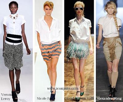 beyaz gomlek modelleri 2010 yaz sezon modasi 5