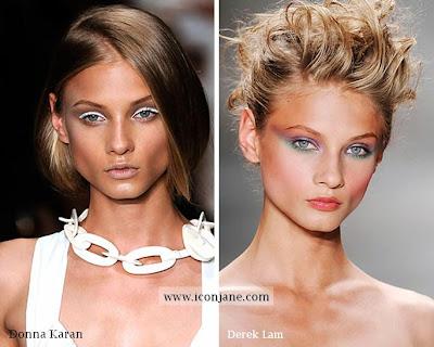 2010 yaz makyaj trend moda goz fari 1