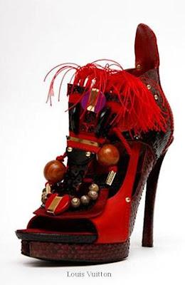 louis vuitton ayakkabı 1