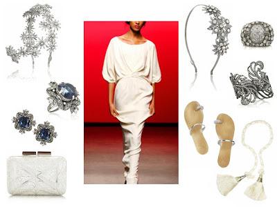 yunan tanrica elbise tarz 2