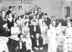 Baile no Liceo 1930