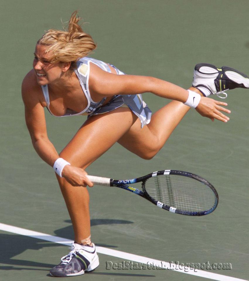 Tennis Wardrobe Malfunction Pics: Top 10 Hottest Women Players Of Tennis