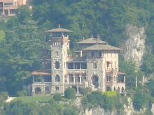 """Villa """"La Gaeta"""", Acquaseria."""