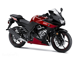 Kawasaki Ninja 250RR 2011   Service Motor Parts