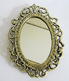 Espelho r$20,00 alt.18cm larg.13cm