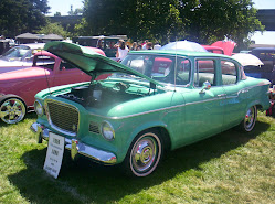 1959 Studebaker Lark V-8 Four-Door Sedan