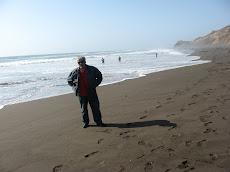 A orilla de mar