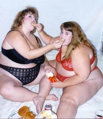 ugly fat black women