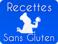 TOUT PLEIN DE RECETTES SANS GLUTEN