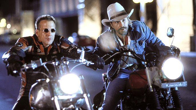 Guns Used In Harley Davidson And The Marlboro Man