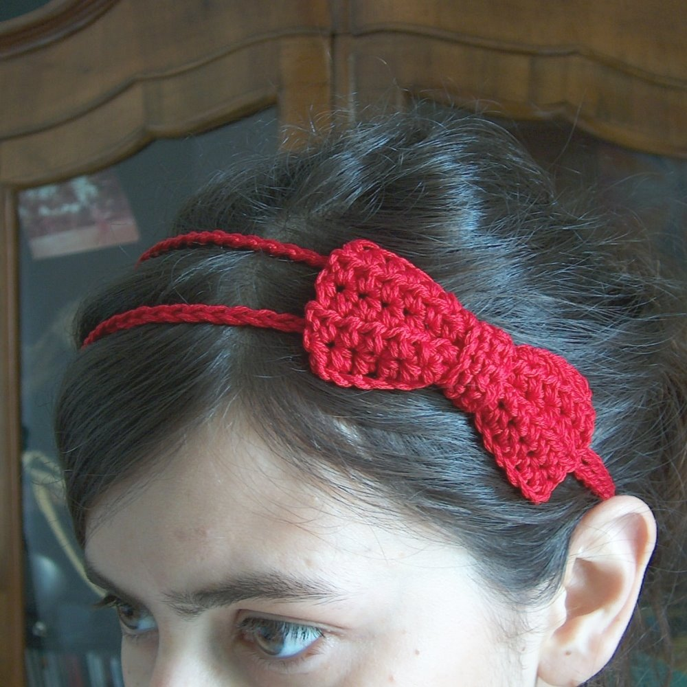 Free Crochet Pattern For Easy Headband : HEADBAND CROCHET PATTERNS ? Easy Crochet Patterns