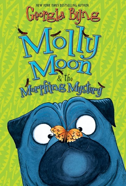 molly moon stops the world book report