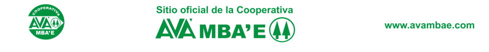 Cooperativa Ava Mba'e