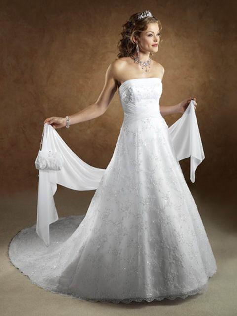 Labels: luxury wedding dress