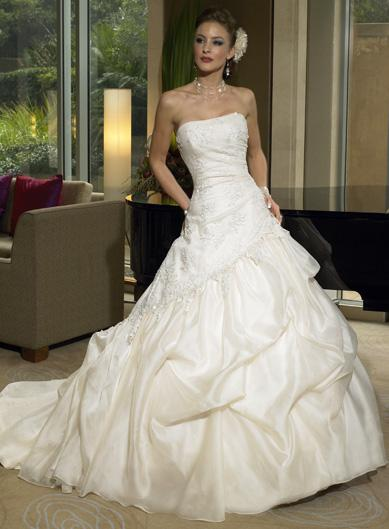 Strapless Wedding Dresses
