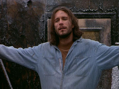 John Corbett in Northern Exposure as Chris