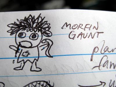 morfin gaunt