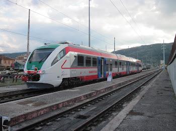 """Il """"Lupetto"""" della Ferrovia Sangritana"""