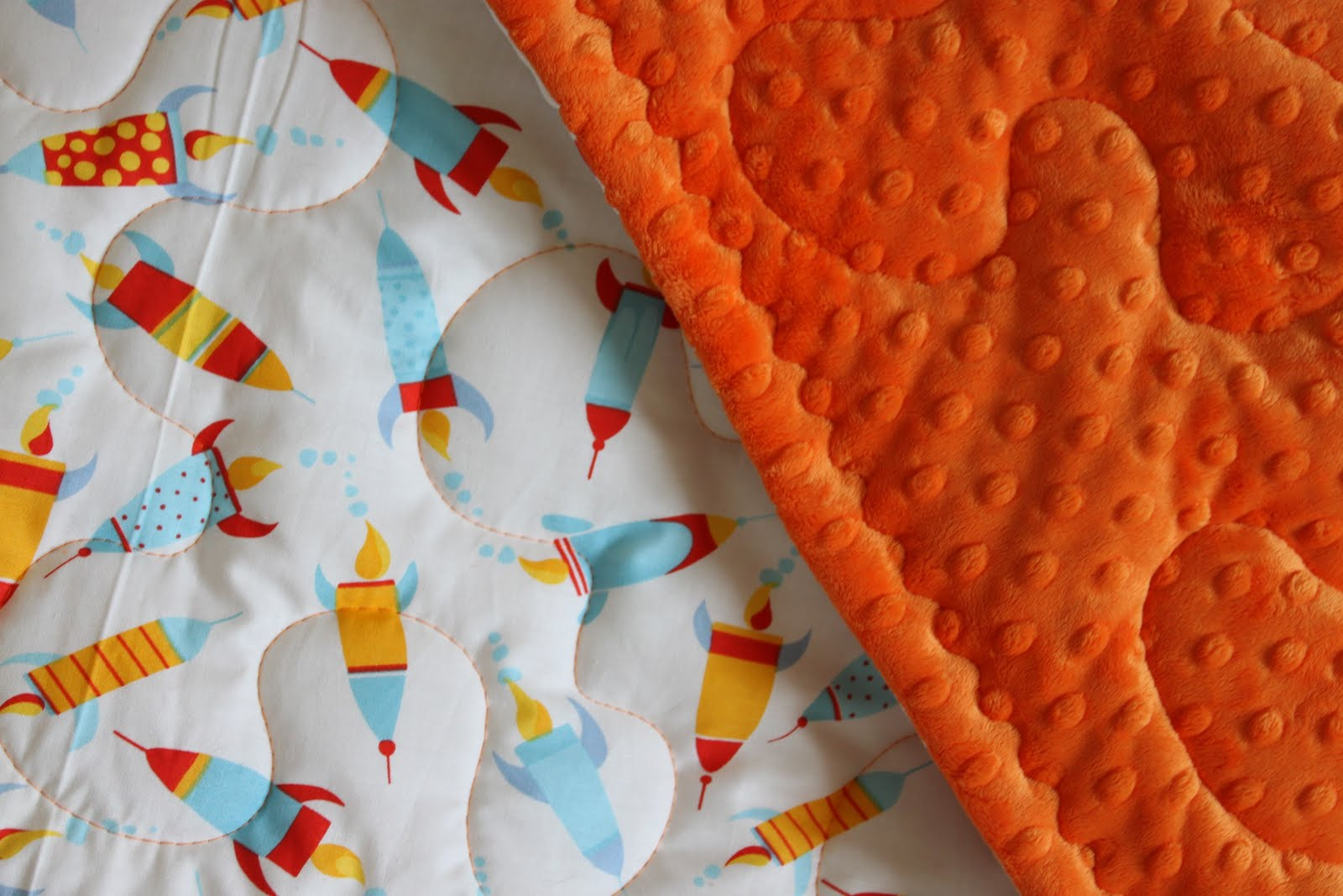 Monday giveaway cuddle ums trapped between a scream and for Rocket fabric