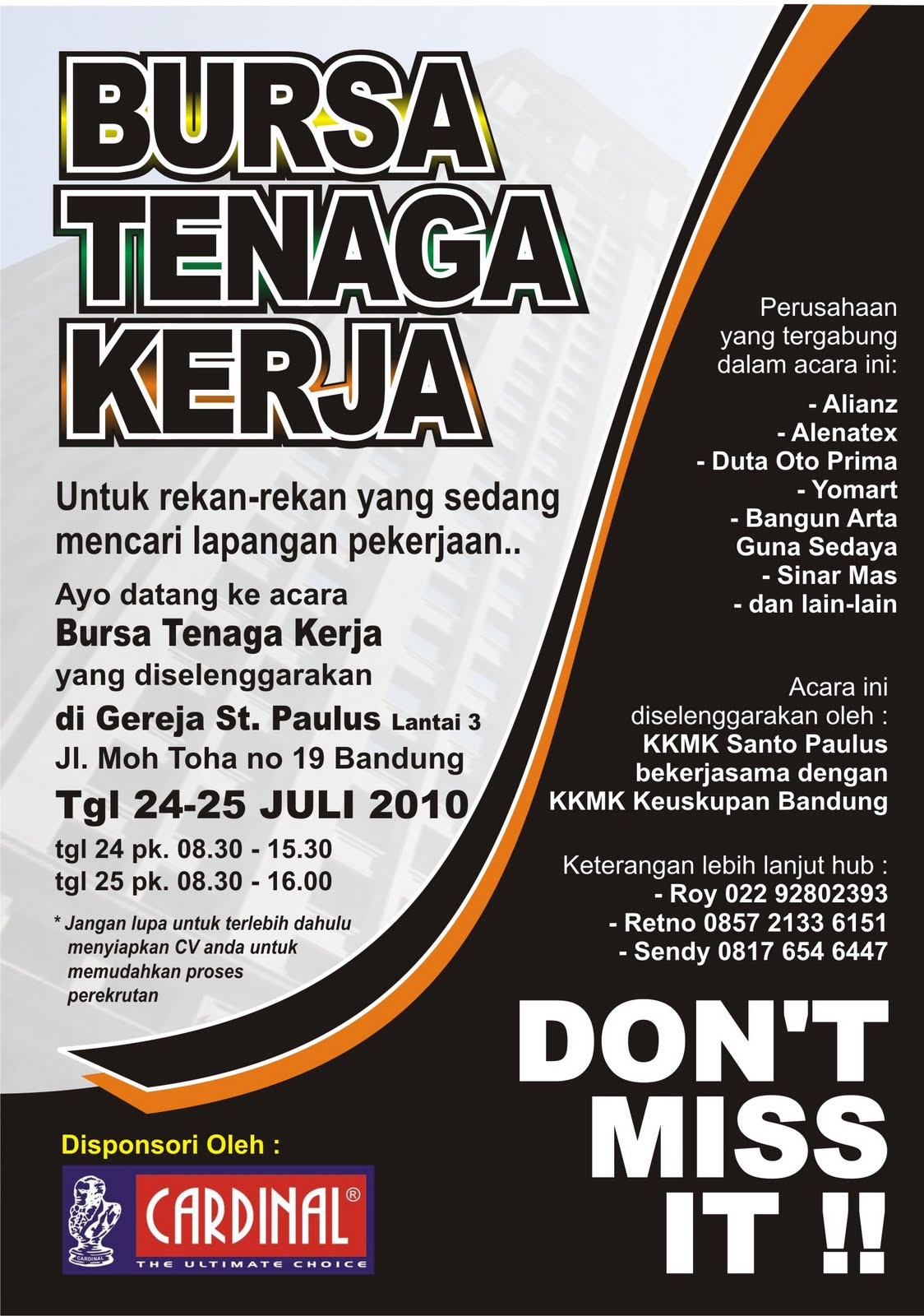 KKMK St Paulus Bandung