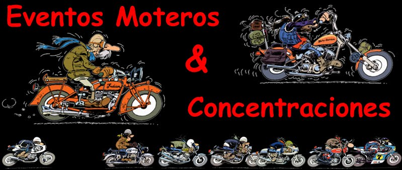 Eventos Moteros y Concentraciones