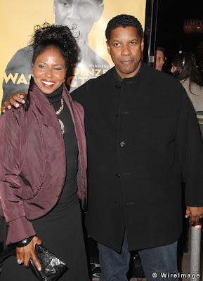 Olivia And Malcolm Washington