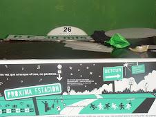 Fiesta primer aniversario de Próxima Estación (09 de mayo)