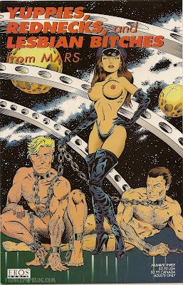 of the erotic adult comics