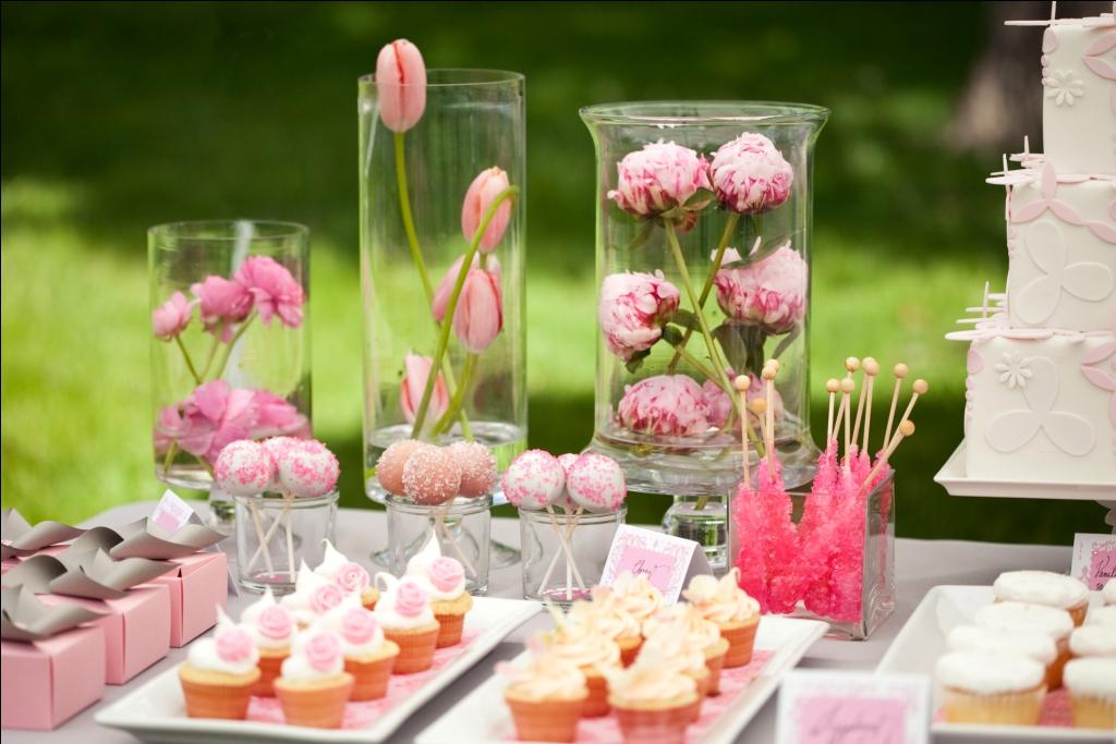 Sweet Pink Dessert Bar Saffron Avenue