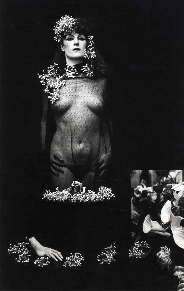 Irina Ionesco Irina+Ionesco+(45.M736)+:+Nu+aux+Fleurs,+circa+1970.%250D%250ATirage+argentique.%250D%250A30+x+20+cm.+800