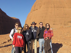 Uluru, the largest monolith in the world