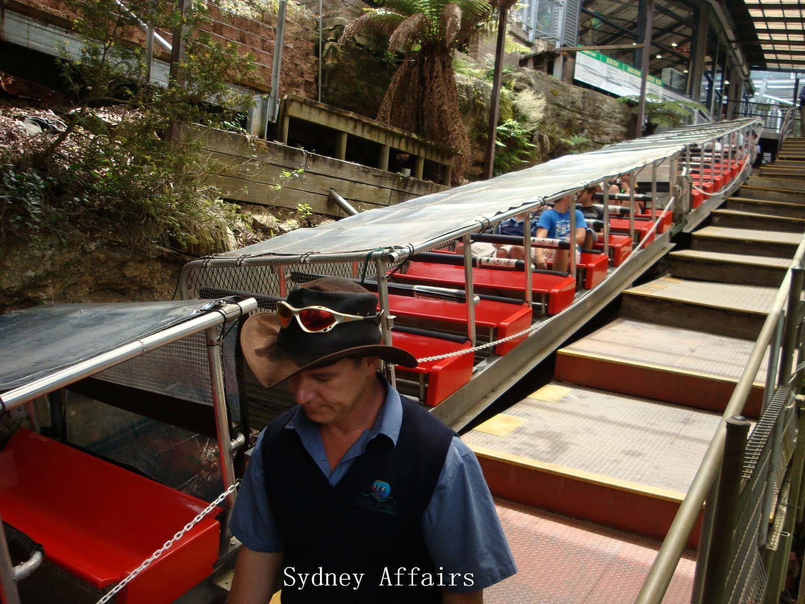 sydney blue mountains train - photo#5