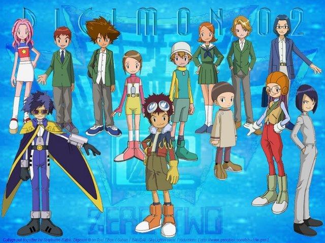 anime digimon xxx. AGZ : Digimon World Wallpaper