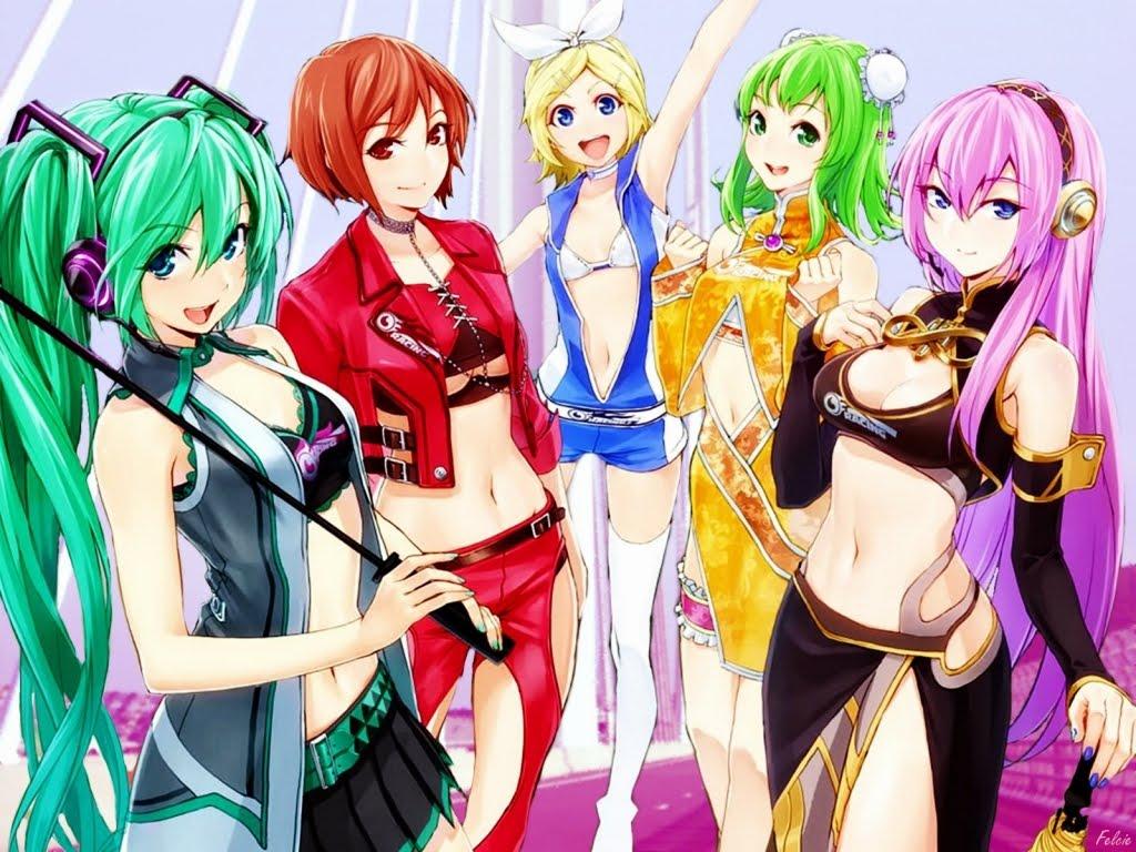 Vocaloid Anime