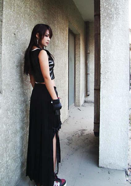 Final fantasy cosplay tifa - photo#28