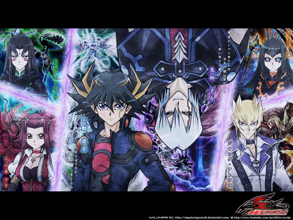 Yu-Gi-Oh HD & Widescreen Wallpaper 0.493181689983108